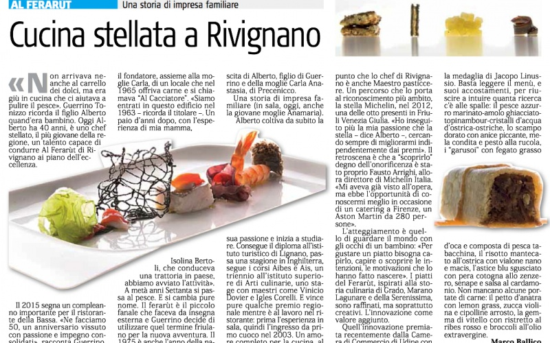Starchef in RIvignano
